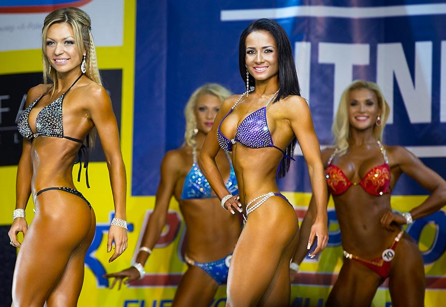 Image result for bikini competition coaching