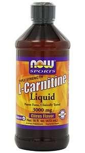 NOW-Foods-L-Carnitine-Liquid