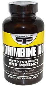 Primaforce-YOHIMBINE-HCI